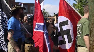 INDEPENDENT LENS | Welcome to Leith | White Supremacy Flags | PBS