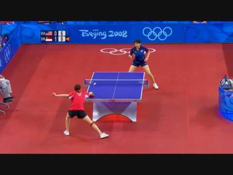 Li Jia Wei vs Wang Chen (2008 Olympics)