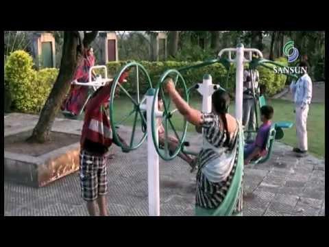 Outdoor Fitness Equipment Nashik