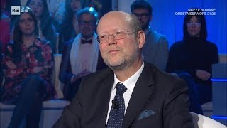 Enrico Cassano   Domenica In 10/11/2019