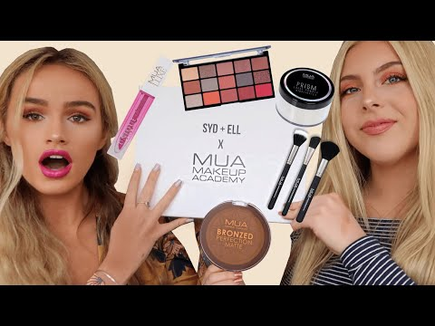 TESTING BRAND NEW MUA MAKE-UP + GIVEAWAY ad