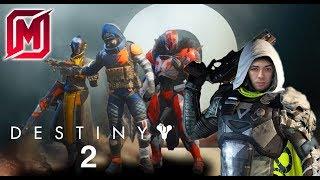 DESTINY 2 - IRON BANNER FULL GAME EXOTICS, ARMOR, GUNS, STORY MODE PLAYTHROUGH (Destiny 2 Gameplay)