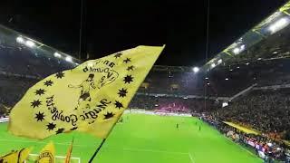 Borussia Dortmund vs Bayern München nach dem Spiel