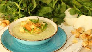 Суп-Пюре Из СЕЛЬДЕРЕЯ ✧ Celery Soup Recipe ✧ Kereviz Çorbası Tarifi