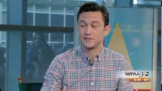 "Joseph Gordon-Levitt Talks About His New Movie ""Don Jon"""