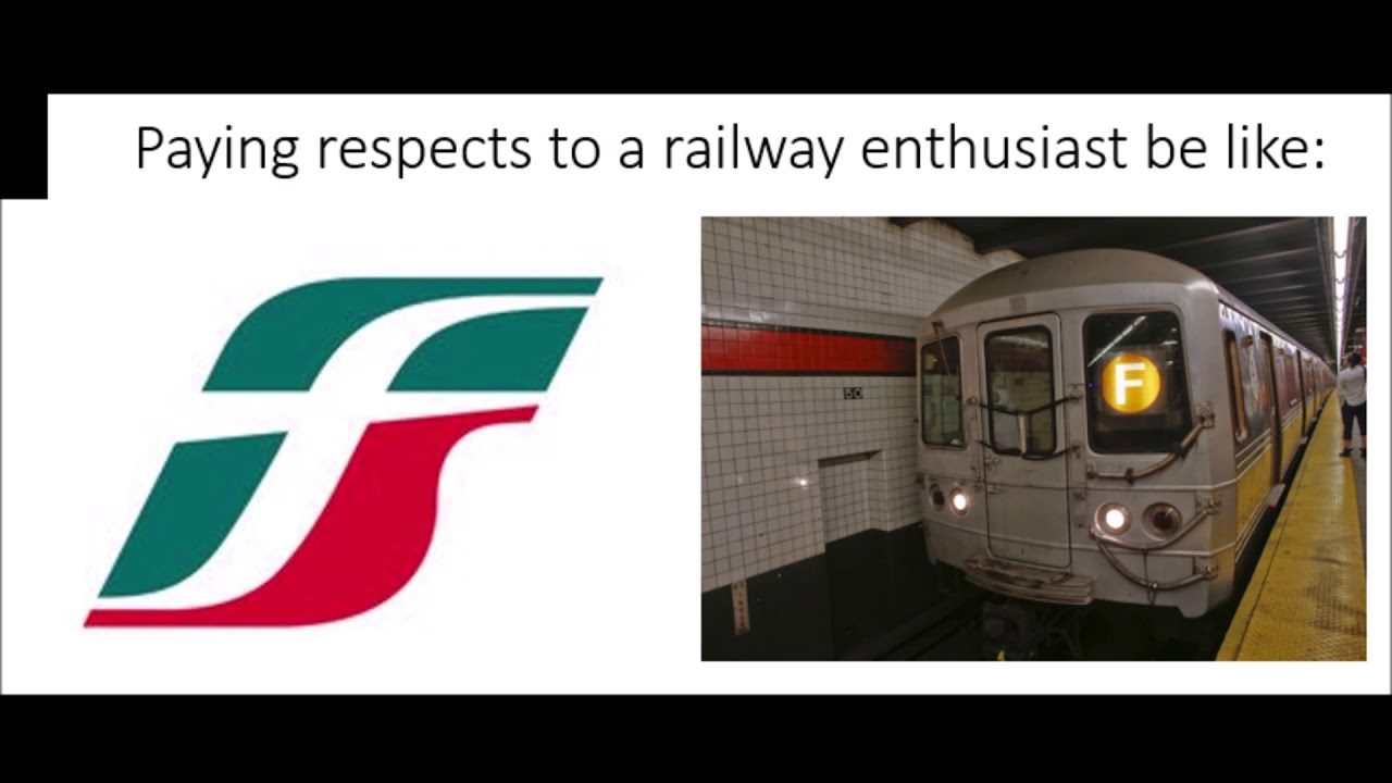 Trains And Railway Memes 5 Youtube