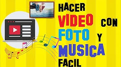 Hacer VIDEOS con FOTOS y MUSICA 2019 + Programa GRATIS 2019