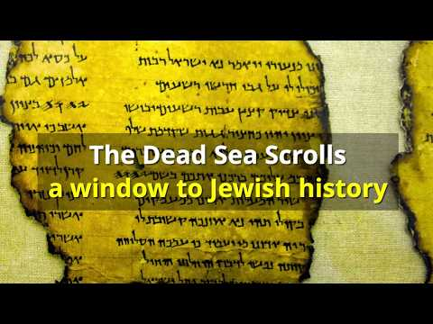 The Dead Sea Scrolls - A Window To Jewish History