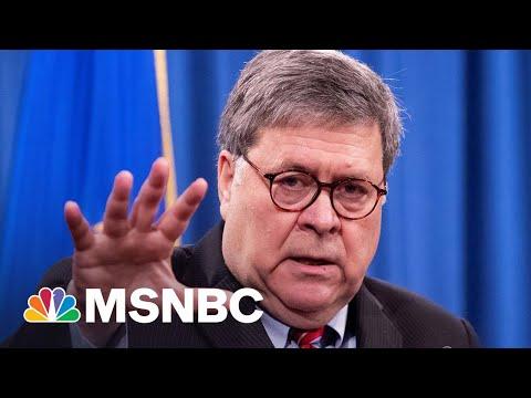 Judge Orders DOJ To Release Trump Obstruction Memo | MSNBC