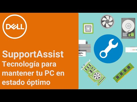 Dell SupportAssist - Cómo mantener tu PC en estado óptimo