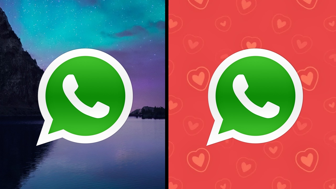 How To Change WhatsApp Wallpaper / Background Image