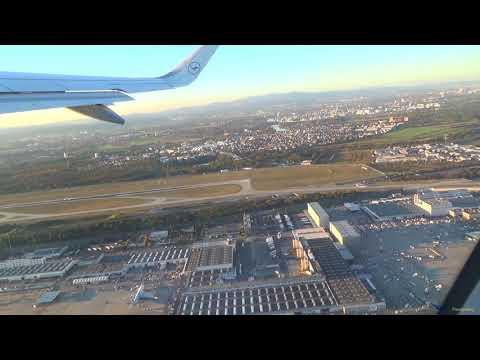 Lufthansa Flight LH194 Frankfurt/Main (FRA/EDDF) - Berlin Tegel (TXL/EDDT) 14.10.2017
