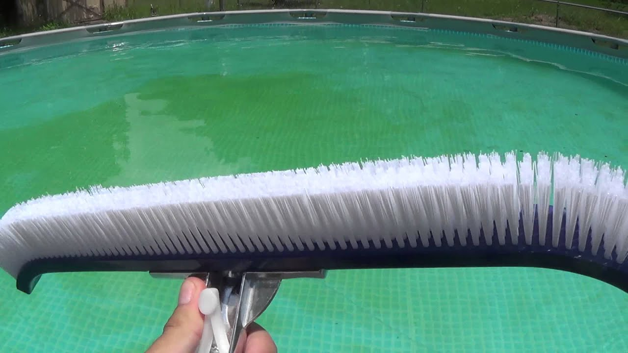 algae in the pool muriatic acid is dangerous youtube. Black Bedroom Furniture Sets. Home Design Ideas