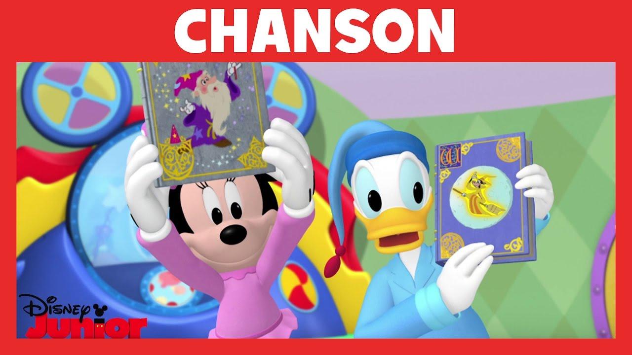 La Maison de Mickey - Chanson : Les contes de fées - YouTube