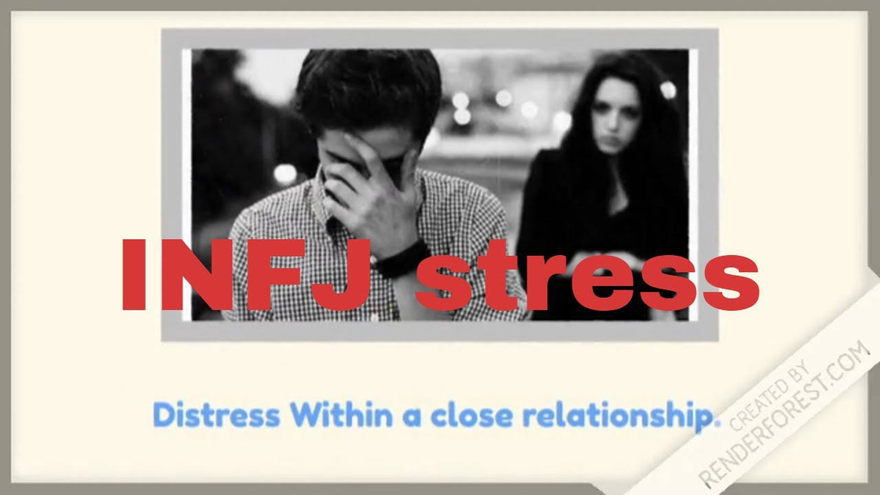 6 reasons and 6 ways to deal with stress in INFJ personality  #infjstress#infjstressreasonsanddealing