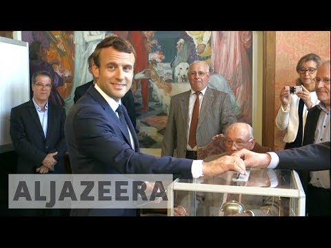 French legislative elections: Macron seeks majority in parliament