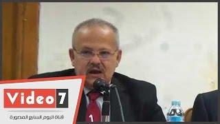 نائب رئيس جامعة القاهرة للطلاب الماليزيين: تمثلون الاسلام المنسى