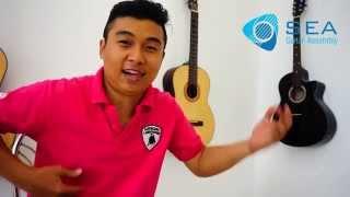 Câu chuyện SEA Guitar: Doanh nhân đam mê Guitar - Từ Diệu Đông