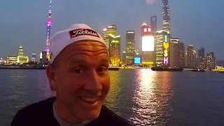 Volvo China Open 2015 | European Tour | Golf Trick Shot Boys