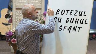 Vladimir Pustan 1. BOTEZUL CU DUHUL SFÂNT Seria \Minte Deschisă\ Ciresarii TV 23-feb-2021