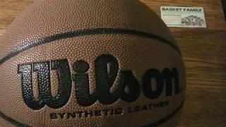 Баскетбольный мяч Wilson магазин Basket Family