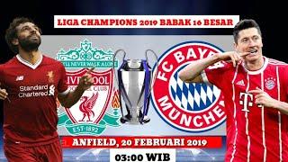 PREDIKSI LIVERPOOL VS BAYERN MUNCHEN   Skor, Formasi, Head To Head 16 Besar Liga Champions 2019