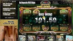 Online Casino 120 Free Spins