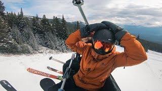 Ski Canada - Living The Dream Life - EPIC SKIING In Banff, Canada | VLOG 01