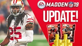 Madden 19 HUGE Series 4 Update! Everything You Need To Know!