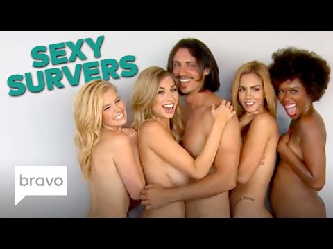 Sexy SURvers Get Naked! 💦| Every Time the Vanderpump Rules Cast Stripped Down