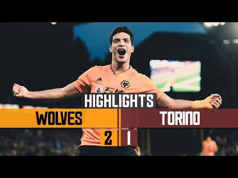 Jimenez & Dendoncker send Wolves to the group stages! Wolves 2-1 Torino | Highlights