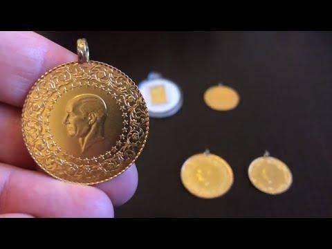 Ata Lira, Tam Altın, Yarım Altın, Çeyrek Altın, Gram Altın