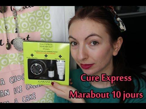 Test : Garancia Cure Express Marabout 10 Jours/ Malédiction aux Imperfections • Fannie So British