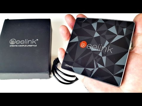 2017 Beelink GT1 Ultimate 4K Android TV Box - Powerful Octa-Core