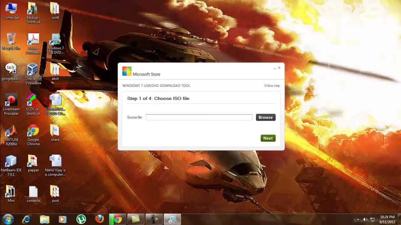 Download Create Windows 8 Bootable Disc