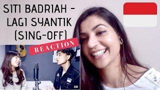 Siti Badriah - Lagi Syantik- Reza Darmawangsa VS Salma -- REACTION! MP3