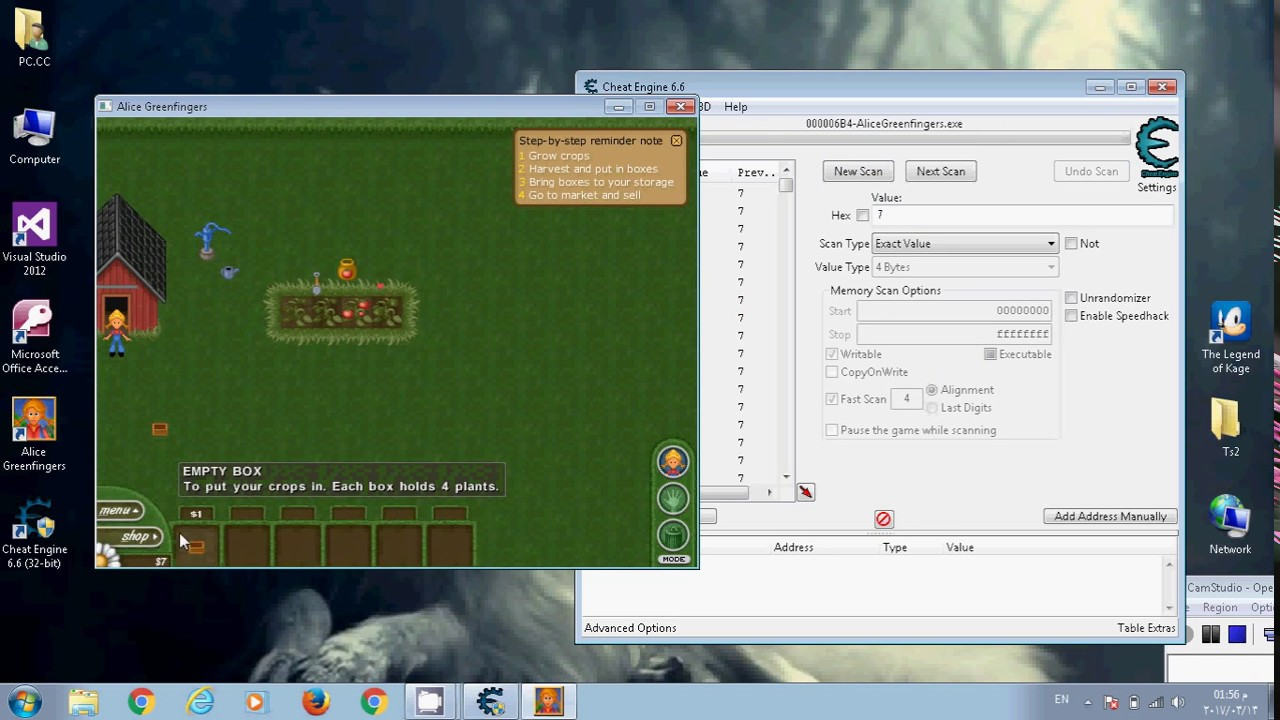 Download Alice Greenfingers1 Full Version Hack تحميل Alice