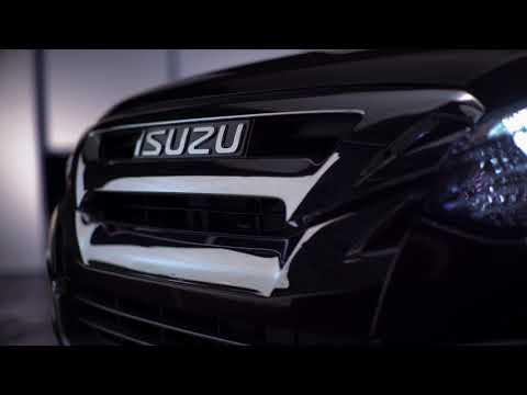 The 2018 Isuzu mu-X with Blue Power Diesel Engine