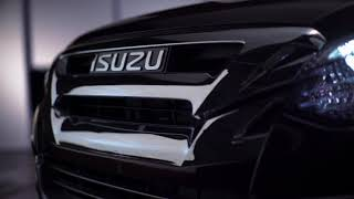 The 2018 Isuzu mu-X with Blue Power Diesel Engine