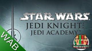 Star Wars Jedi Knight: Jedi Academy - Retro Review