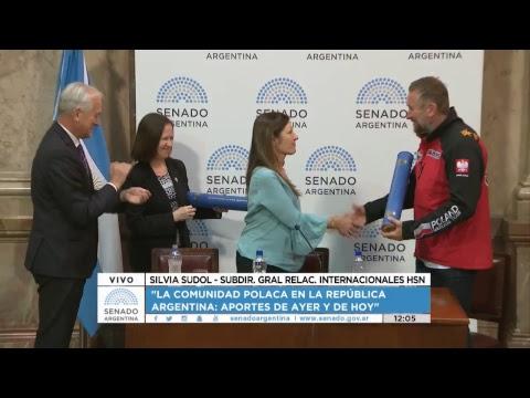 """ENCUENTRO"""" LA COMUNIDAD POLACA EN LA REPÚBLICA ARGENTINA"""": APORTES DE AYER Y DE HOY 01-09-17"""