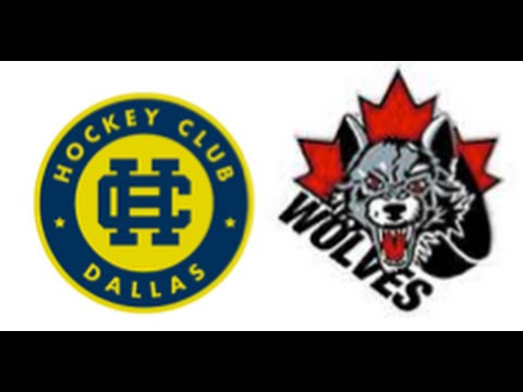 HCD vs Credit Valley Wolves 10-9-15