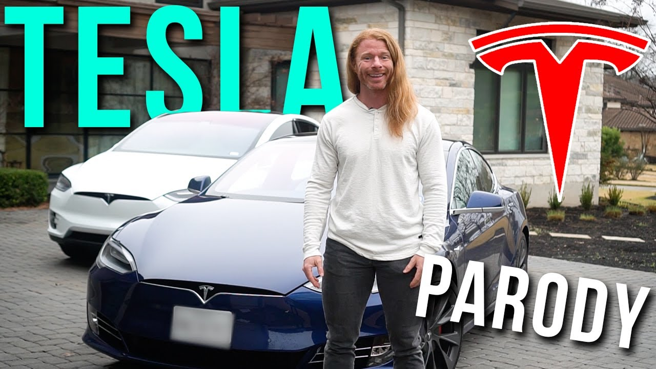 Tesla - Pretend to Save the Environment While Looking Rich