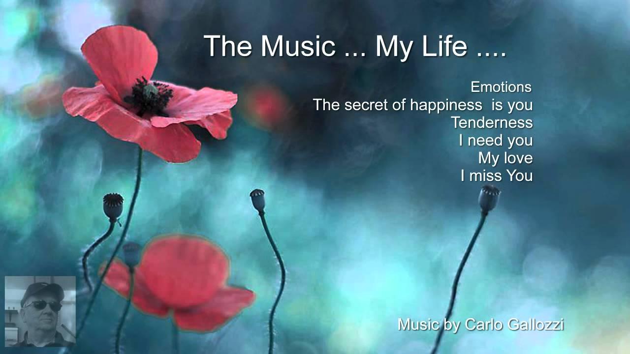 My Music My Life Youtube