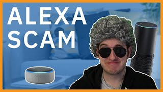 Amazon Alexa Scammer Caught Lying