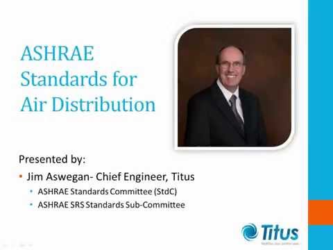 Standards Update_Air Distribution Webinar