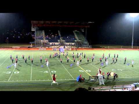 Bellingham High School Band Field Show