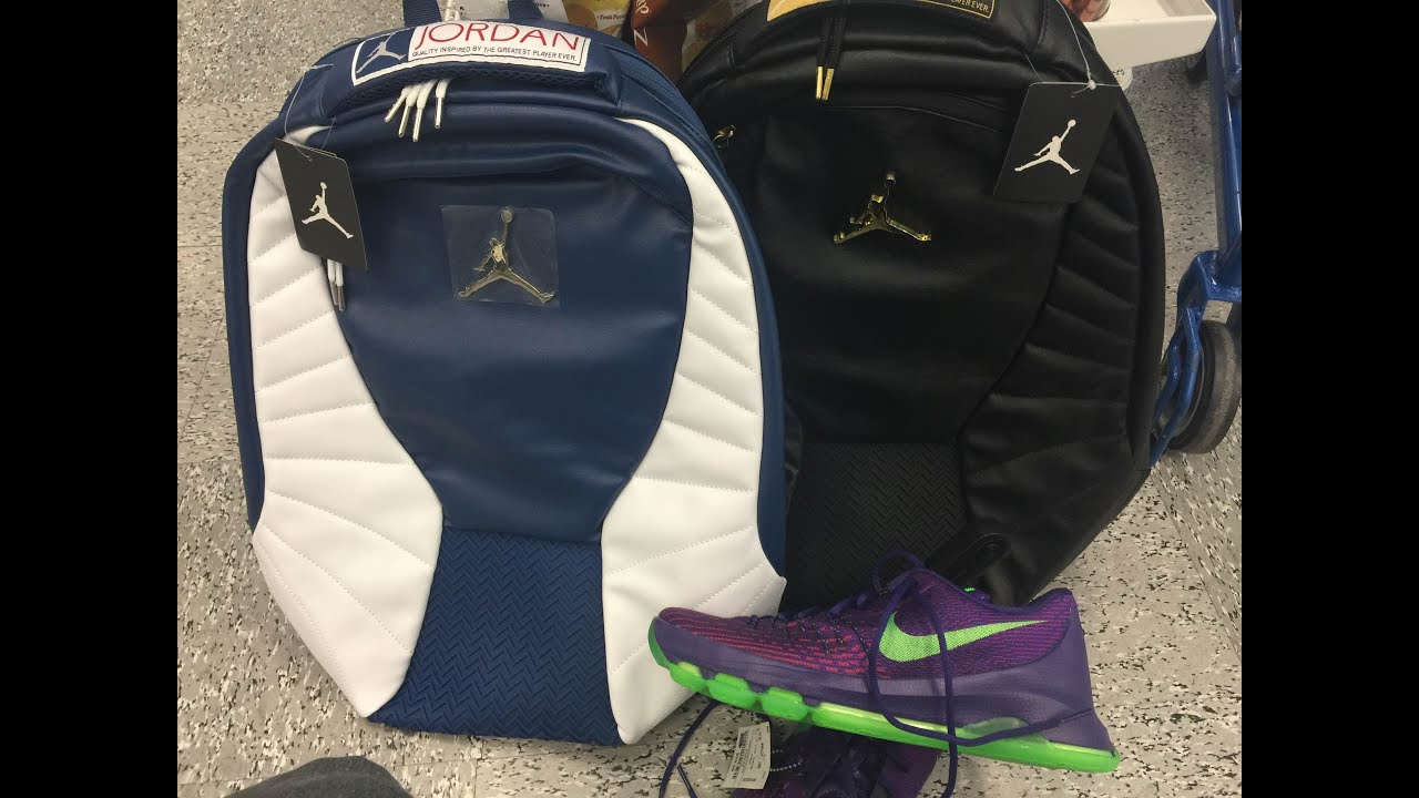 390ccaff5bf03d Trip to Ross  Jordan XII Backpacks