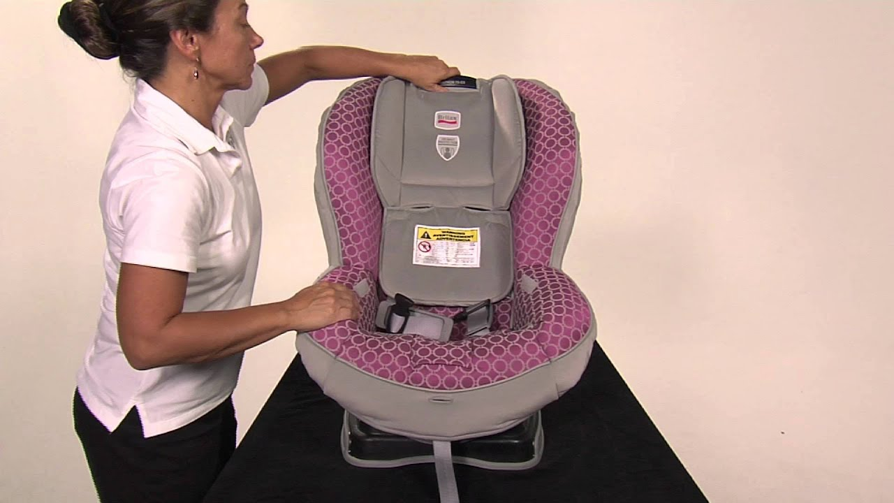 britax marathon 70 g3 convertible car seat removing the cover youtube. Black Bedroom Furniture Sets. Home Design Ideas