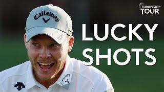 Luckiest Golf Shots of Year | Best of 2019